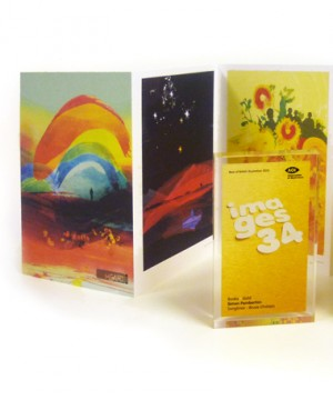 winner of gold award for book illustration 2010 - folio society songlines