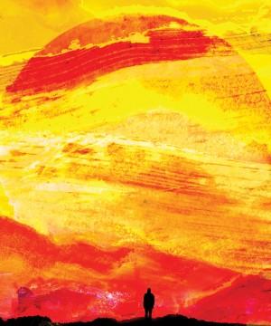 Landmark Magazine China - the power of nature